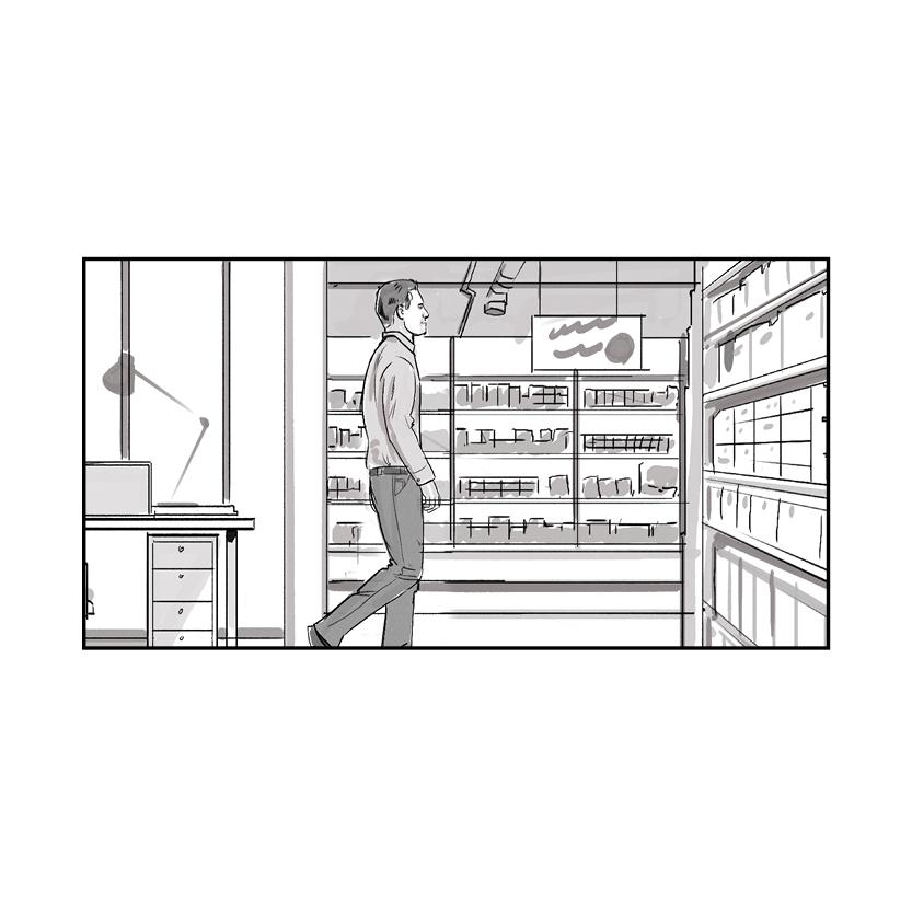 Storyboard laten maken deel 8