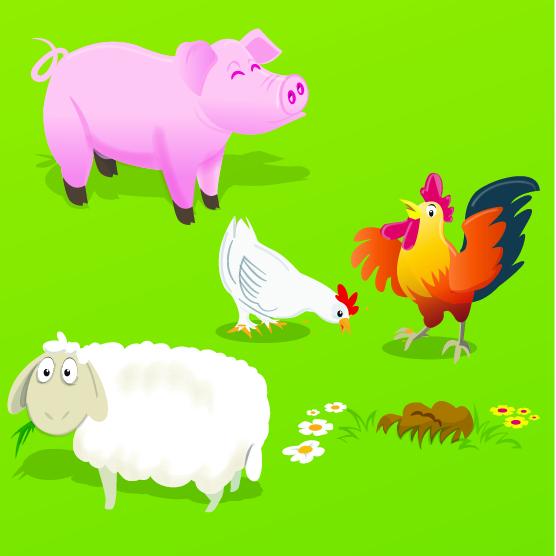Dieren tekening laten maken
