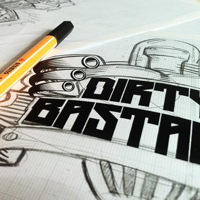 Logo tekening
